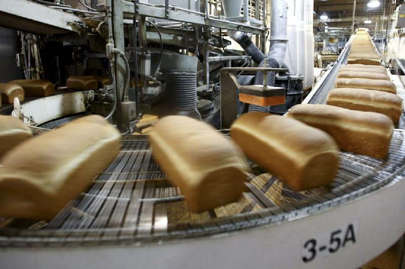 commercial bread
