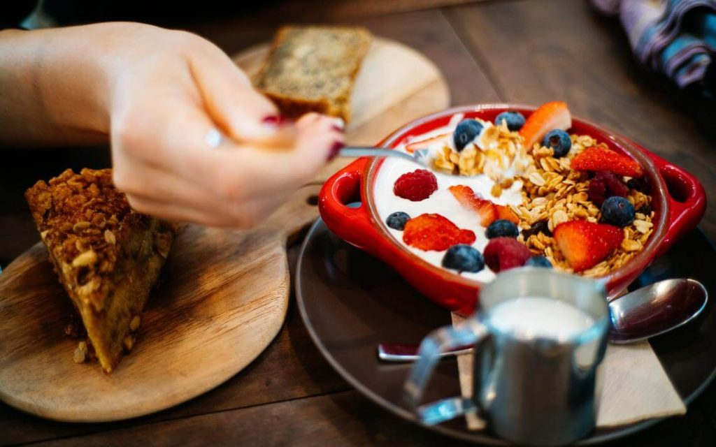 eating healthy can treat nerve pain
